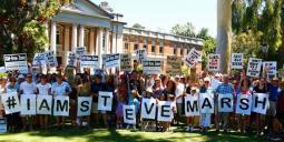 I am Steve Marsh